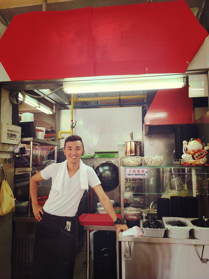 Only 26, This Hawkerpreneur Has Foodies And Michelin Inspectors Hooked On His $6 Fishball Noodles