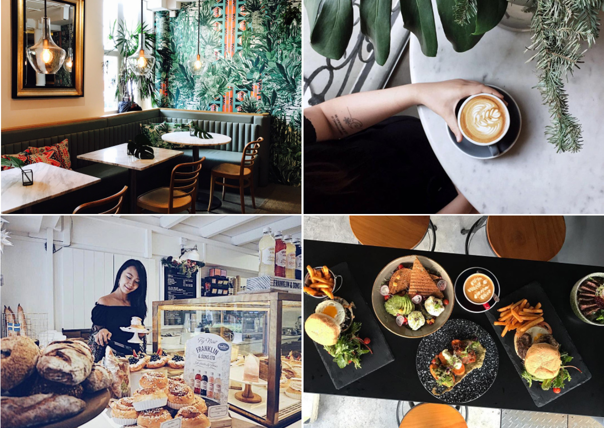 The chicest, Instagram-worthy cafes in Singapore