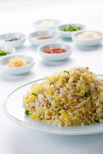If you enjoy Yangzhou fried rice, try its other signature dishes too