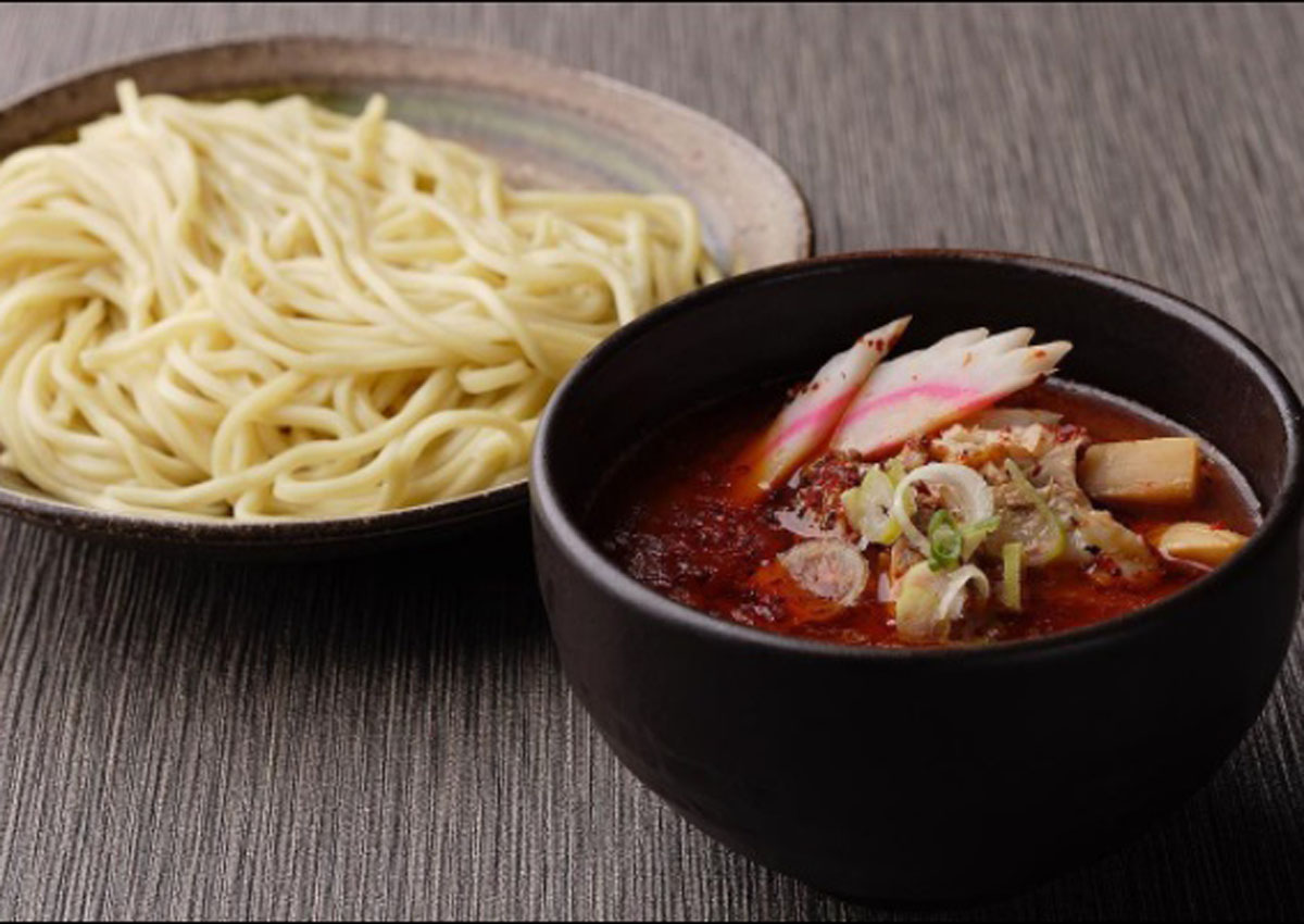Why would anyone want to eat cold ramen?