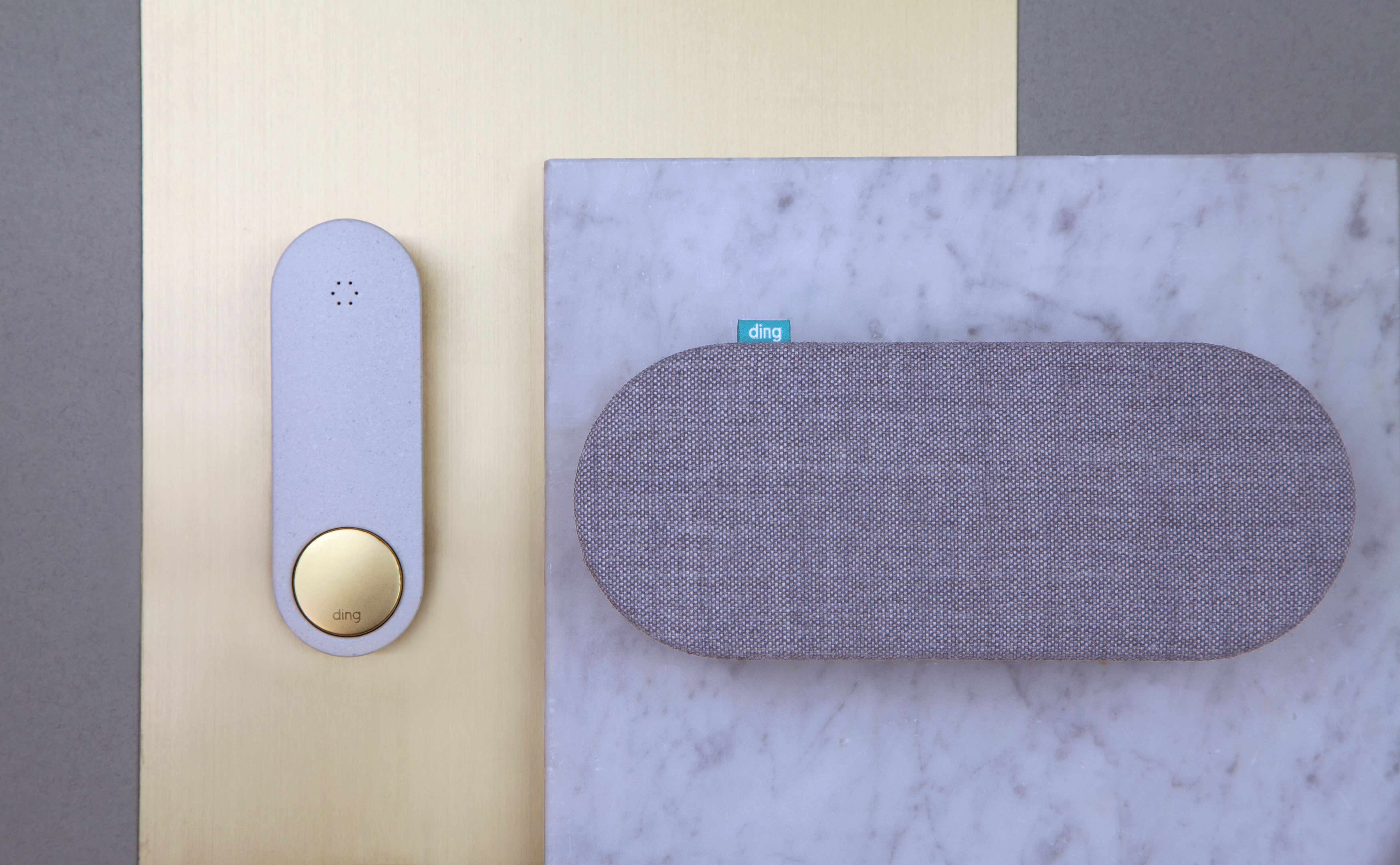 Ding's 'smart enough' doorbell raises $345k+ on Seedrs