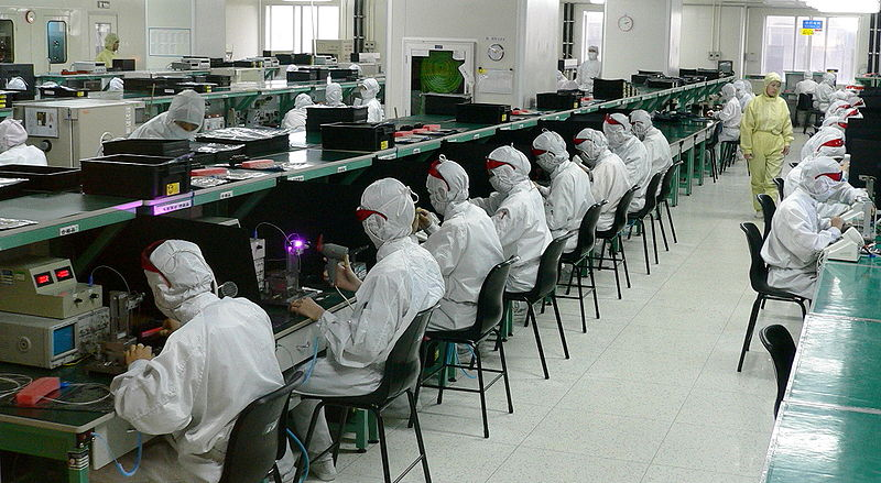 Apple or Foxconn could be building factories in the US — or maybe not