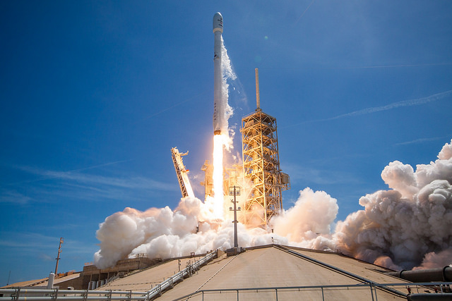 PayPal co-founder Luke Nosek leaving Founders Fund, reportedly for SpaceX-focused fund