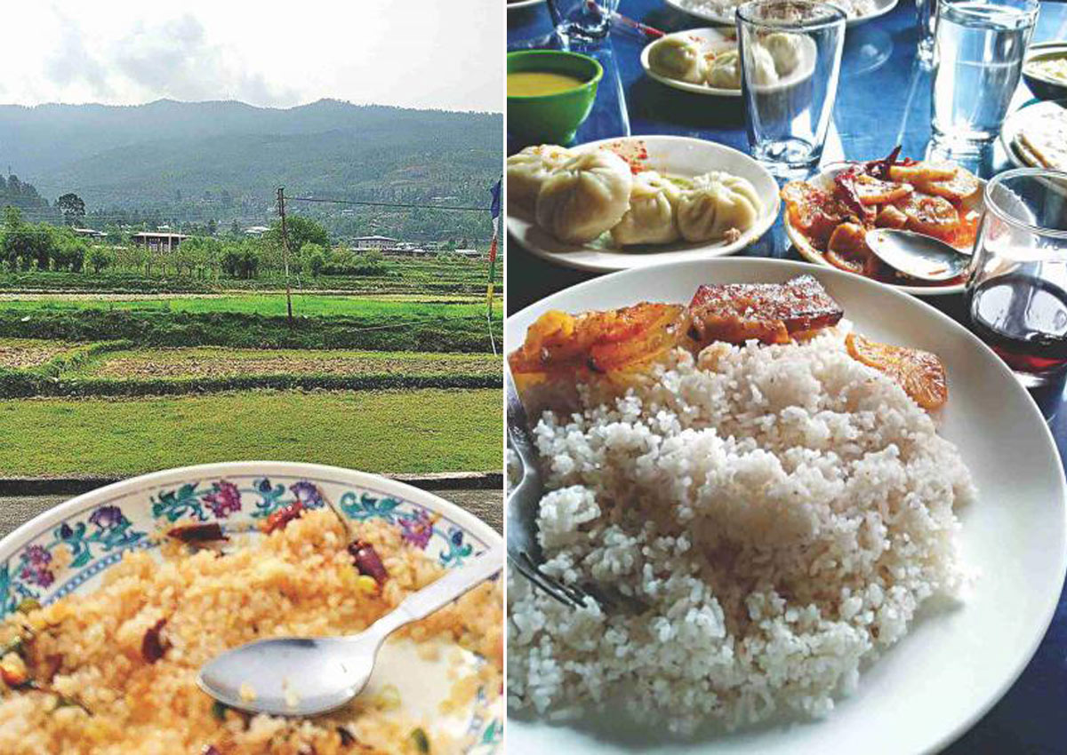 What I discovered when I ate my way through Bhutan