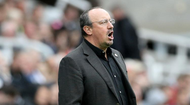 Benitez admits he is 'not happy' with Newcastle's transfer business so far
