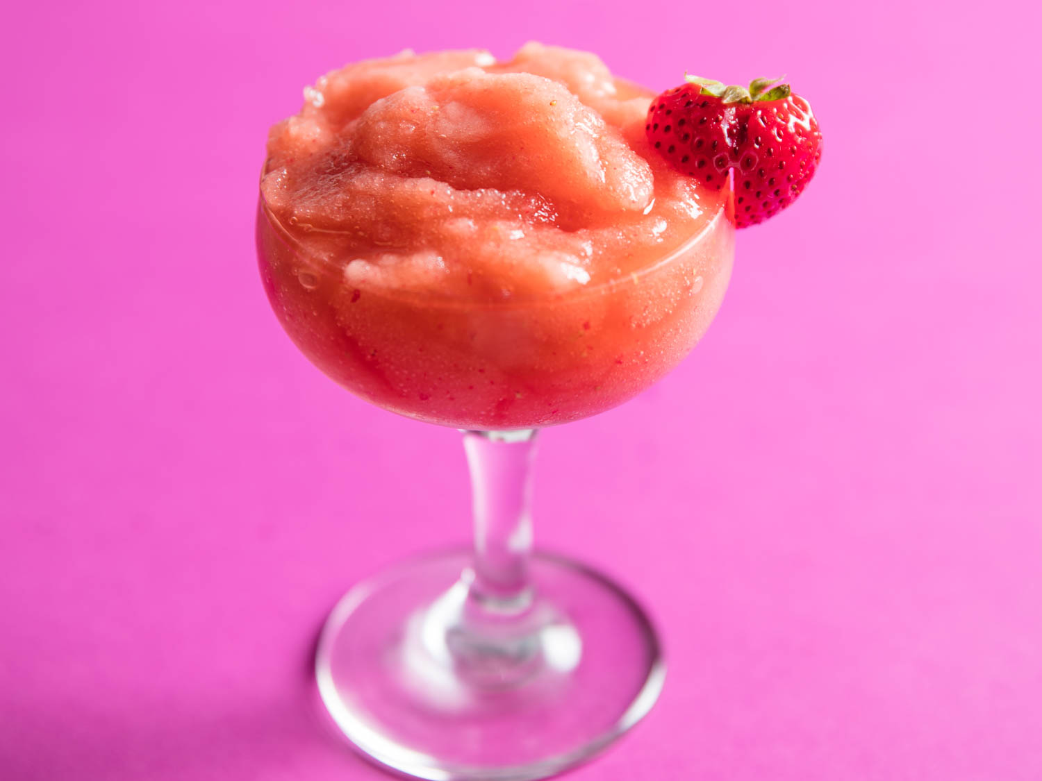 The Best Frozen Strawberry Daiquiri