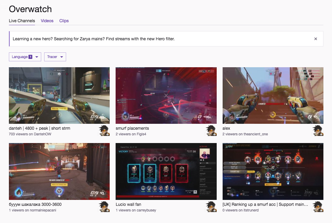 Twitch acquired video indexing platform ClipMine to power new discovery features