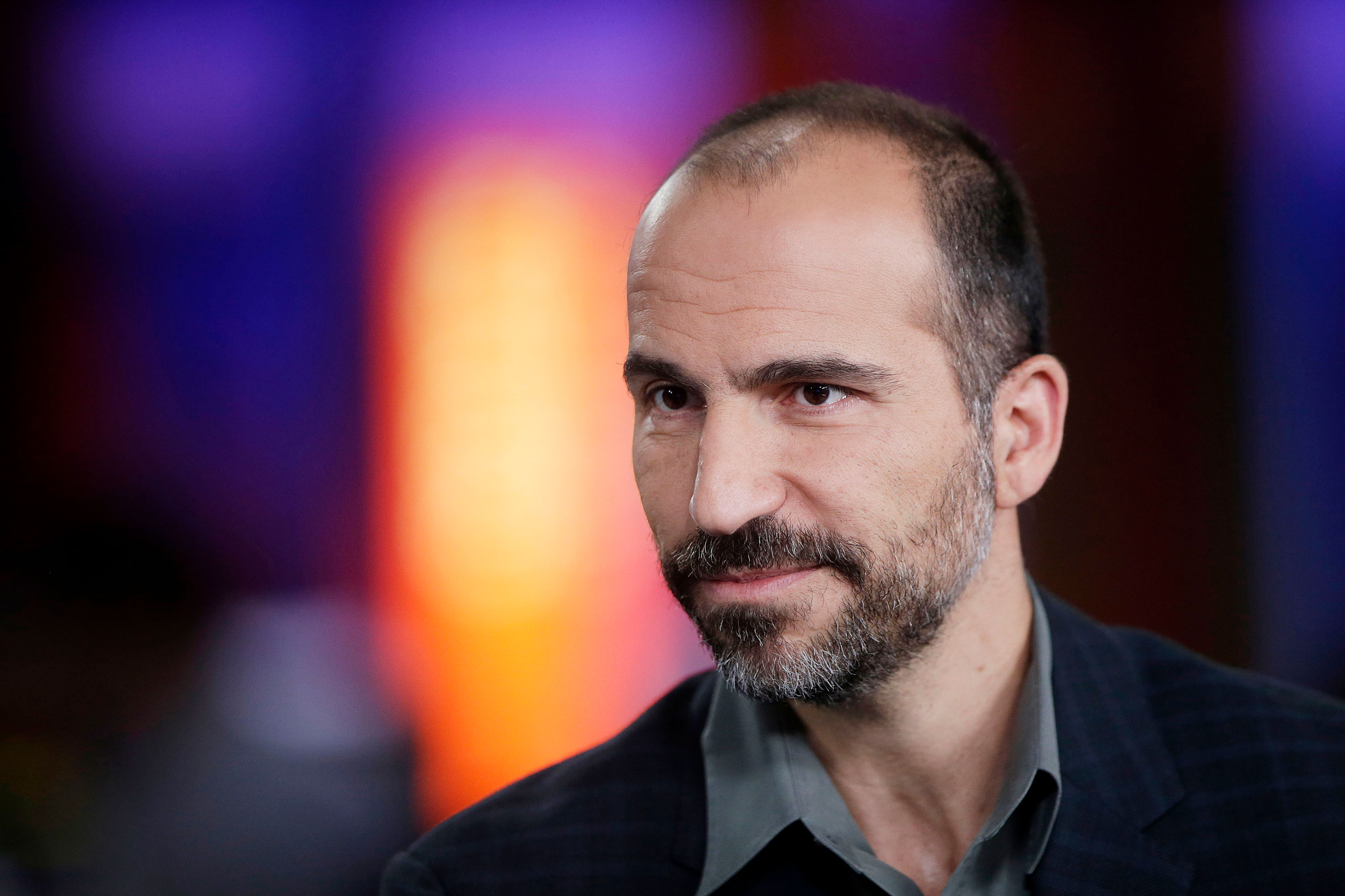 Expedia CEO Dara Khosrowshahi says he's taking the Uber CEO position