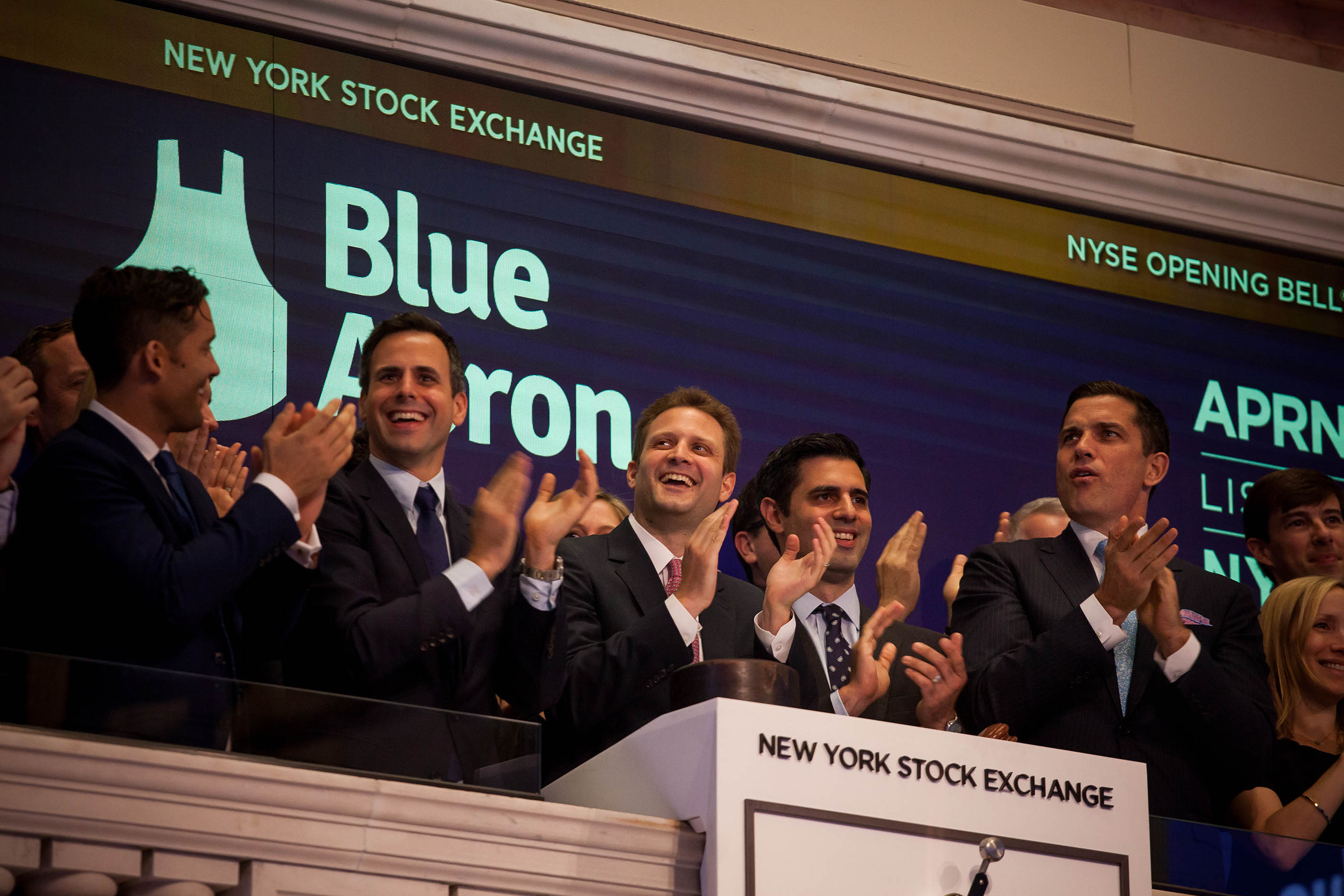 Blue Apron hit with class action lawsuit from shareholders