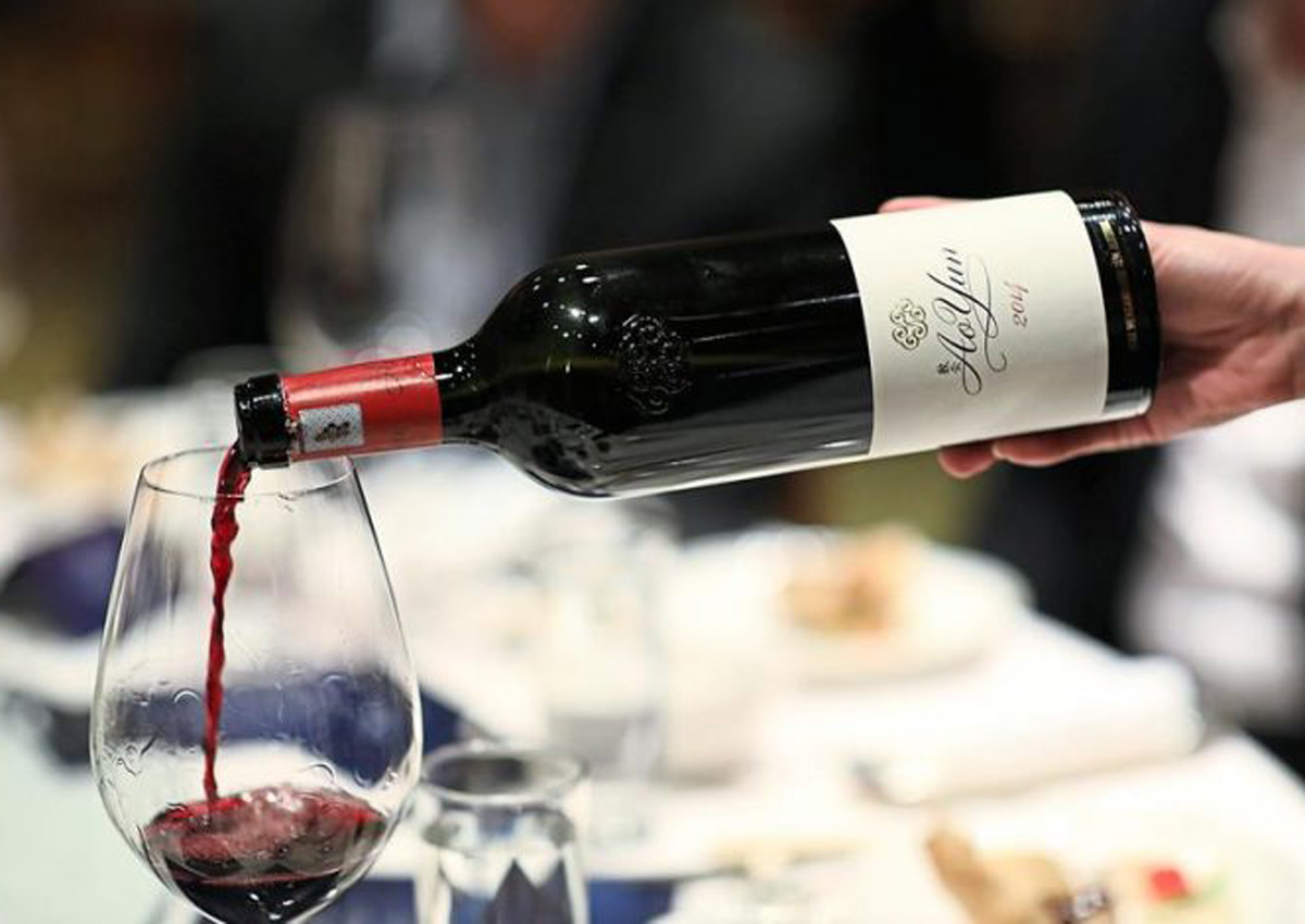 Is this the best wine ever made in China?