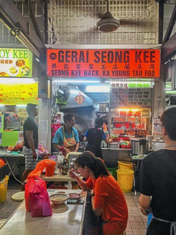 Where to eat the best yong tau foo in Malaysia