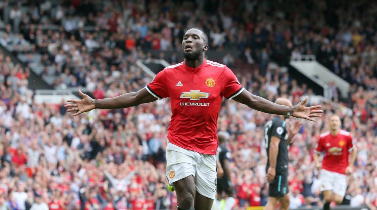 Romelu Lukaku makes instant impact at Old Trafford as Man United thrash West Ham