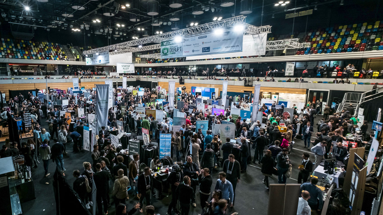 Calling all international startups: sign up for a country pavilion at Disrupt Berlin