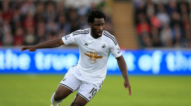 Wilfried Bony insists off-field issues won't interfere with Swansea return