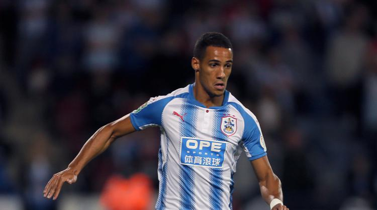 Huddersfield's Tom Ince wants to pull on an England shirt again