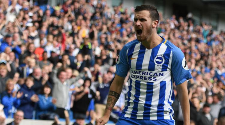 Pascal Gross at double as Brighton end Premier League goal drought in style