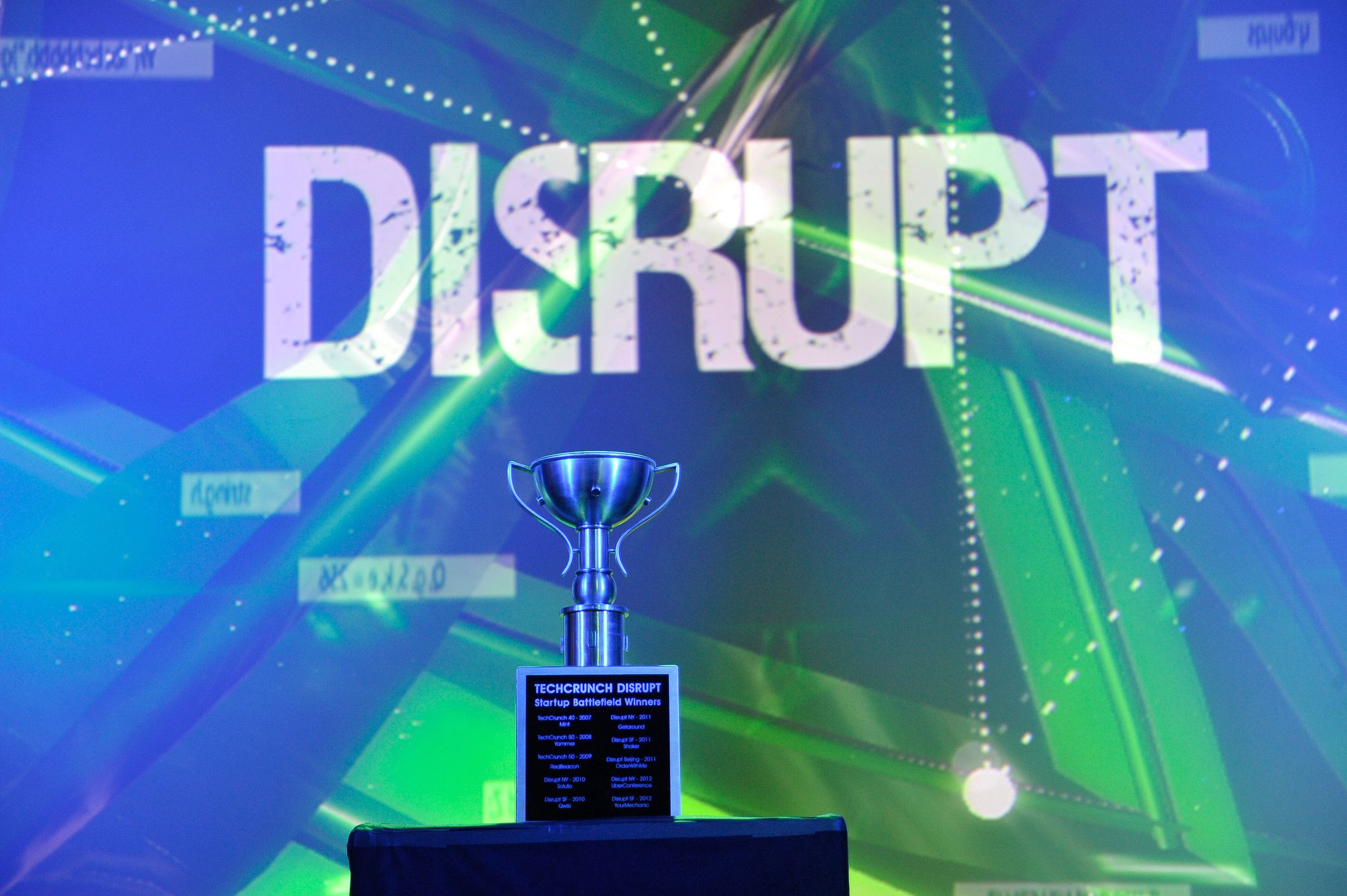 Meet the six finalists at the Disrupt SF Startup Battlefield