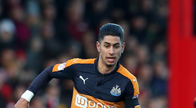 Ayoze Perez happy for Newcastle players to surprise team's doubters