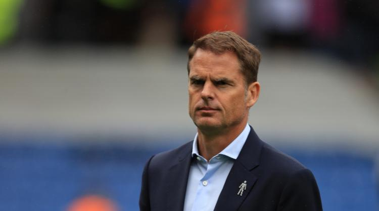 De Boer ready to fight for Palace future