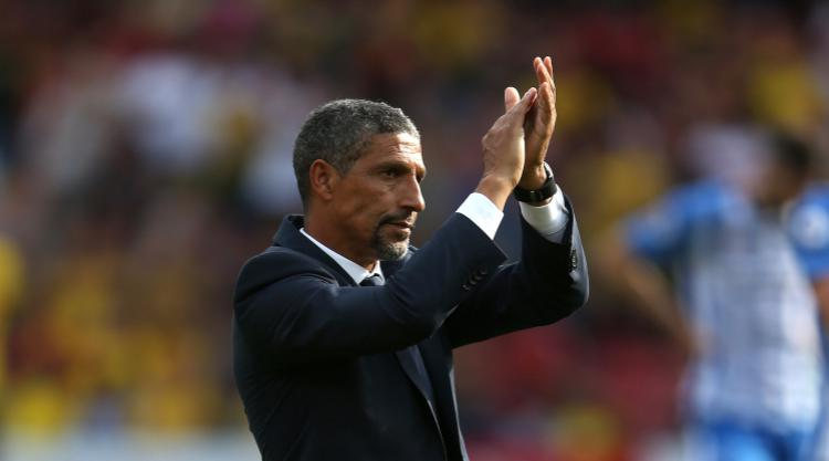 Hughton hails opening win as 'key moment'