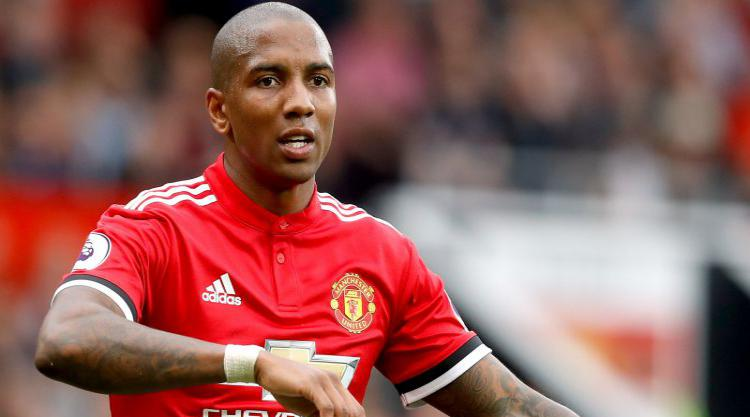 Manchester United fighting for trophies on all fronts, says Ashley Young