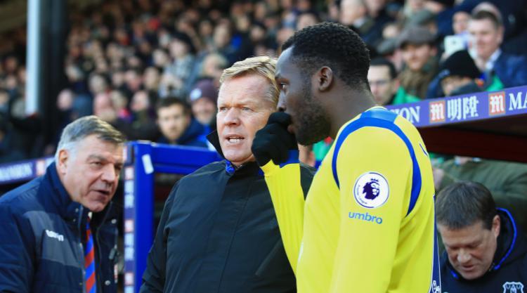 Ronald Koeman urges Everton to tighten up ahead of Romelu Lukaku reunion