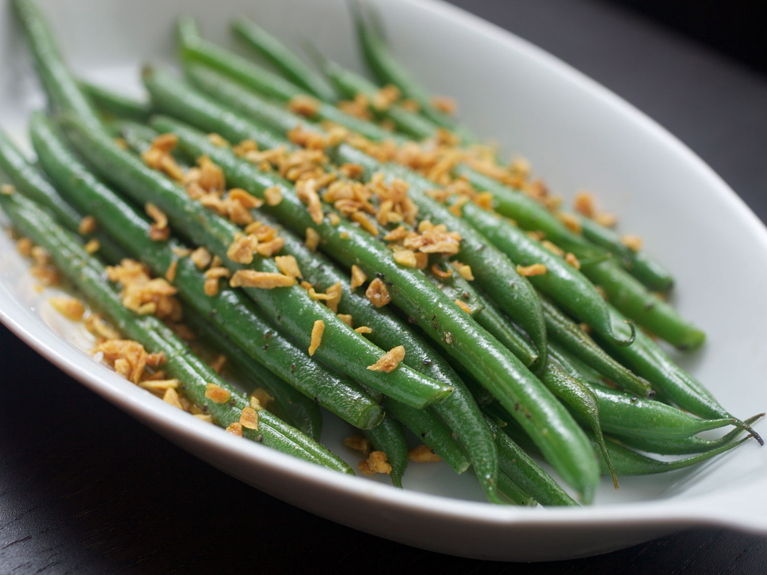 The Food Lab: Cryo-Blanched Green Beans