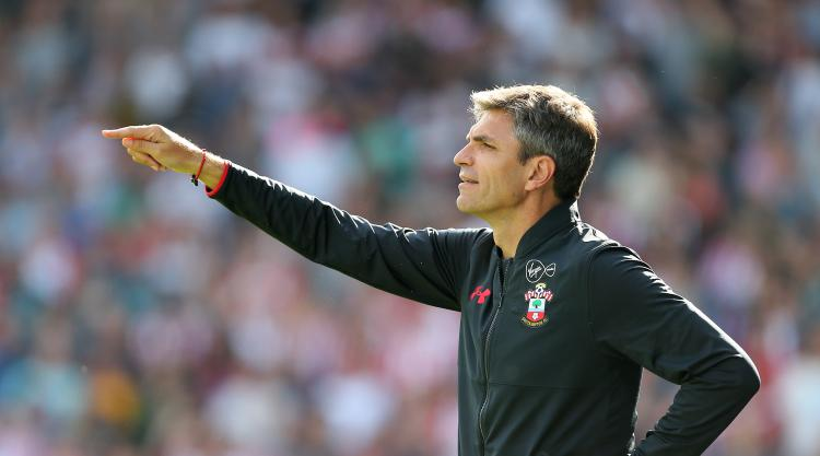 Pellegrino: Southampton lack of goals tough for everybody but we'll keep working