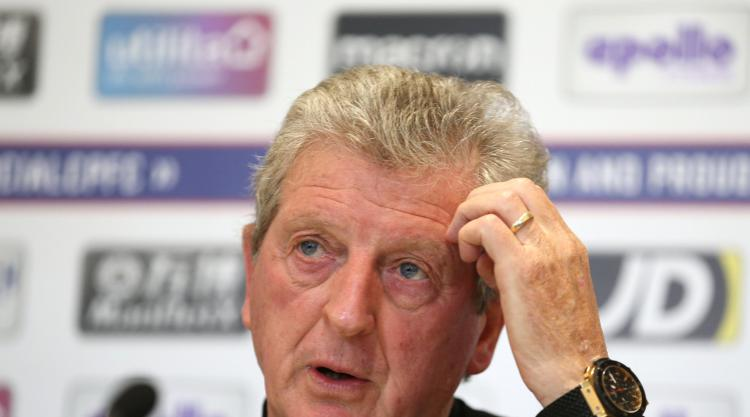 Roy Hodgson sets England agony aside and vows to rescue Crystal Palace