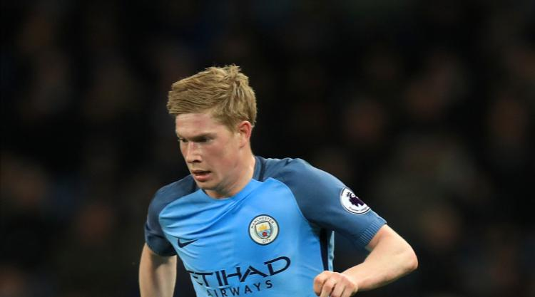 We need to keep winning the big games, says Manchester City's Kevin De Bruyne
