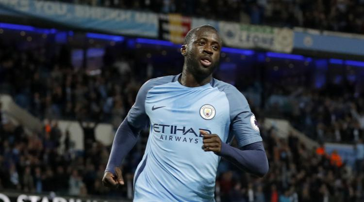Yaya Toure omission raises fresh questions about midfielder's Man City future