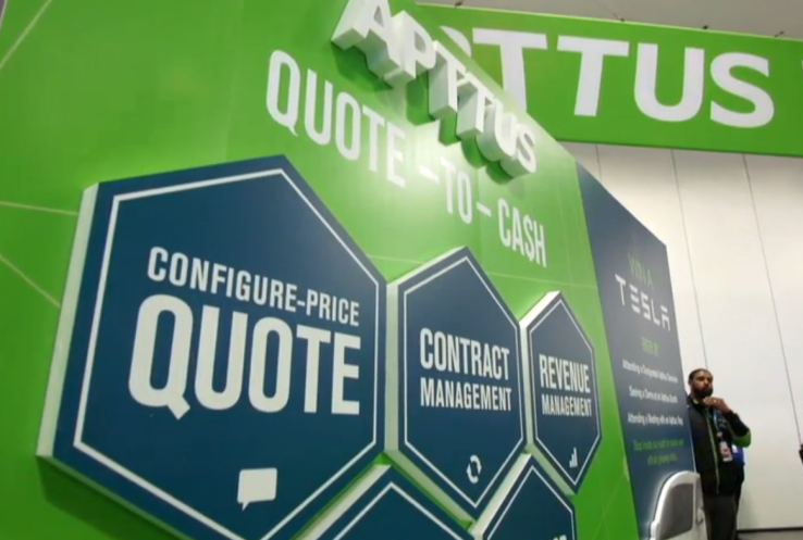 Apttus scores $55M as it closes in on an IPO