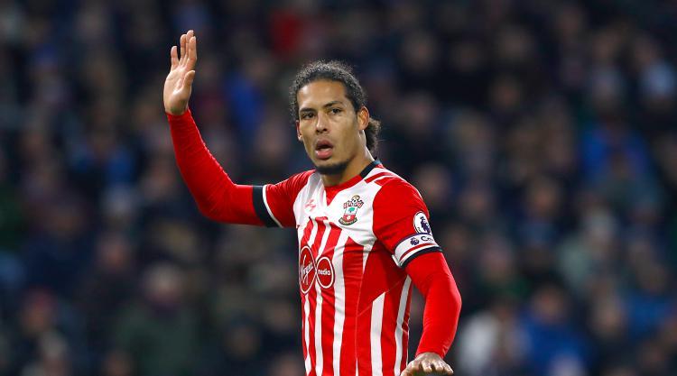 Manuel Pellegrino welcomes Virgil van Dijk back into Southampton squad