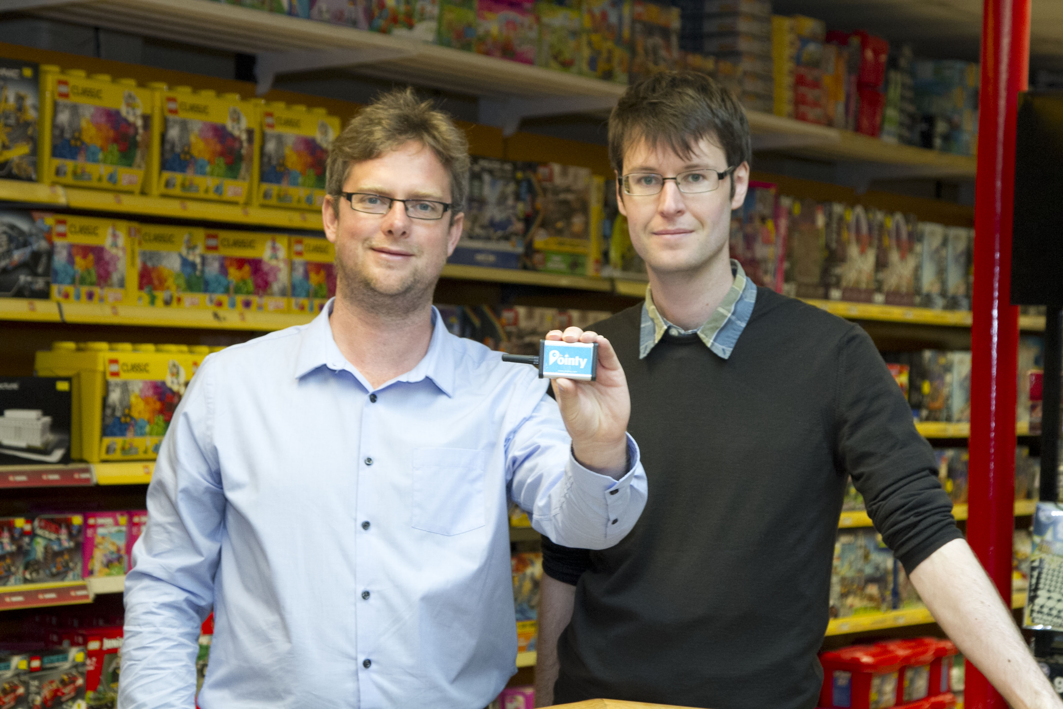 Pointy, a startup that lets local retailers easily put stock online with a simple gadget, raises $6M