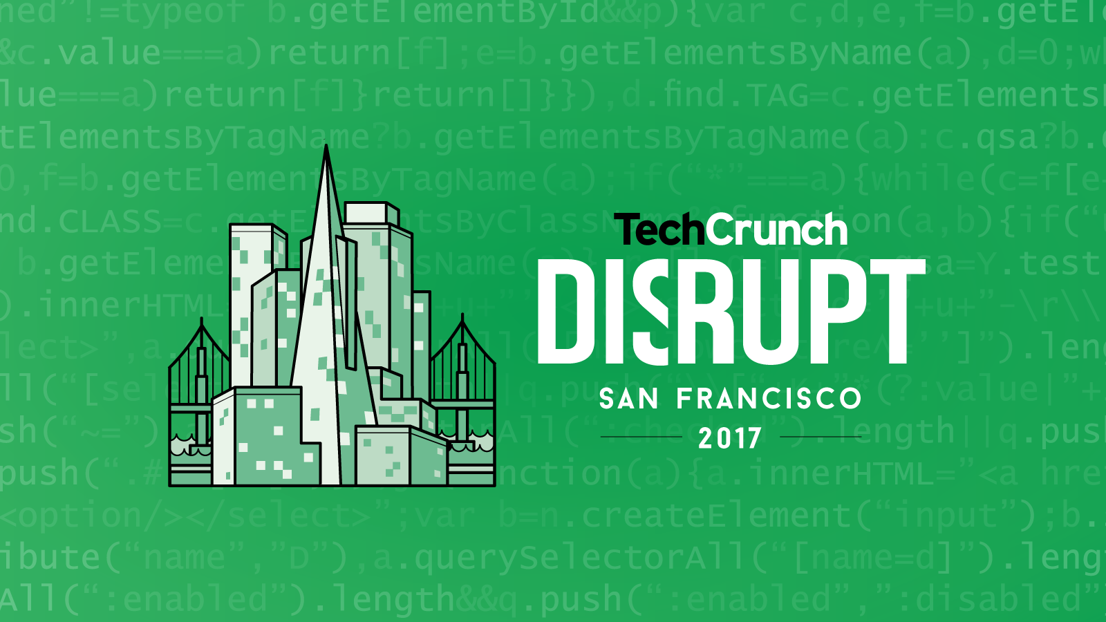TechCrunch Disrupt SF spotlights fresh founders, not just hotshot CEOs