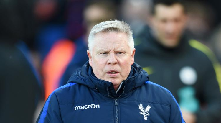 Sammy Lee leaves Crystal Palace in backroom shake-up