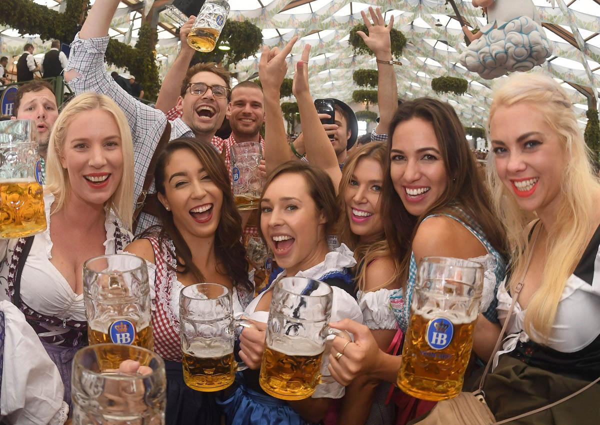 World's biggest beer festival Oktoberfest opens in Munich
