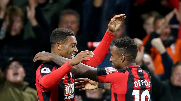 Jermain Defoe gets winning goal as Bournemouth come from behind to beat Brighton
