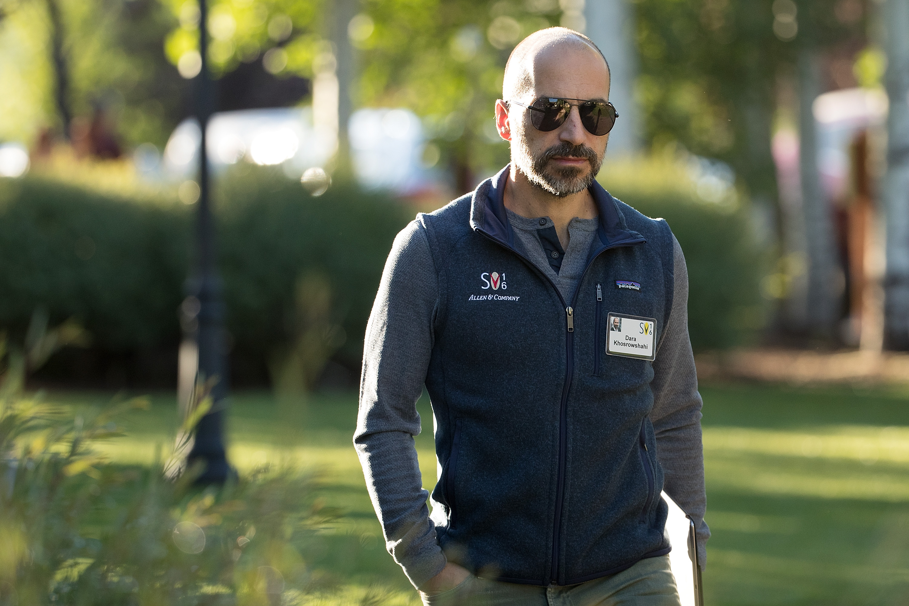 Uber CEO to meet London transport chief after license loss