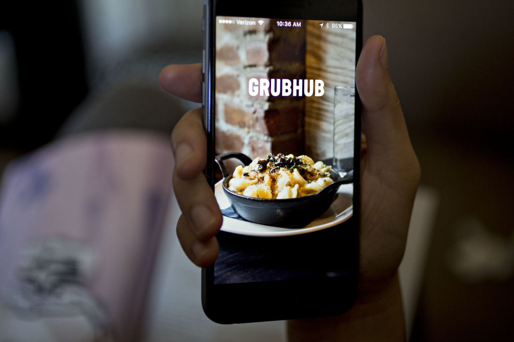 Former GrubHub employee testified drivers often complained about 'ghost orders'