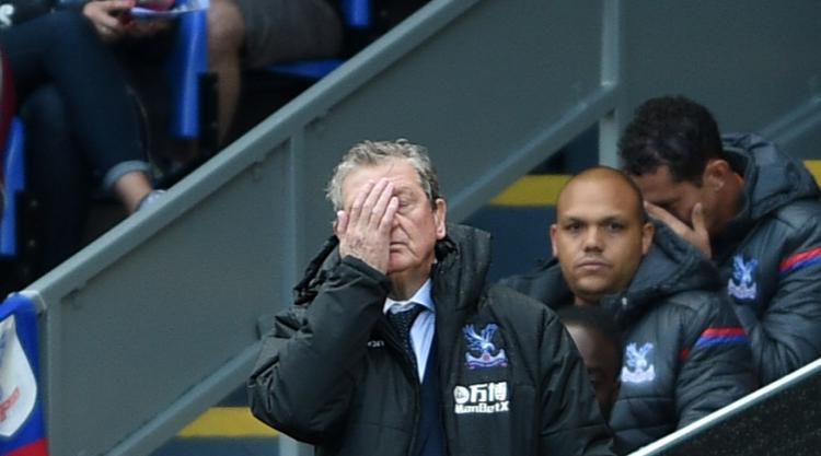 Roy Hodgson upbeat about Palace's survival chances despite losing start