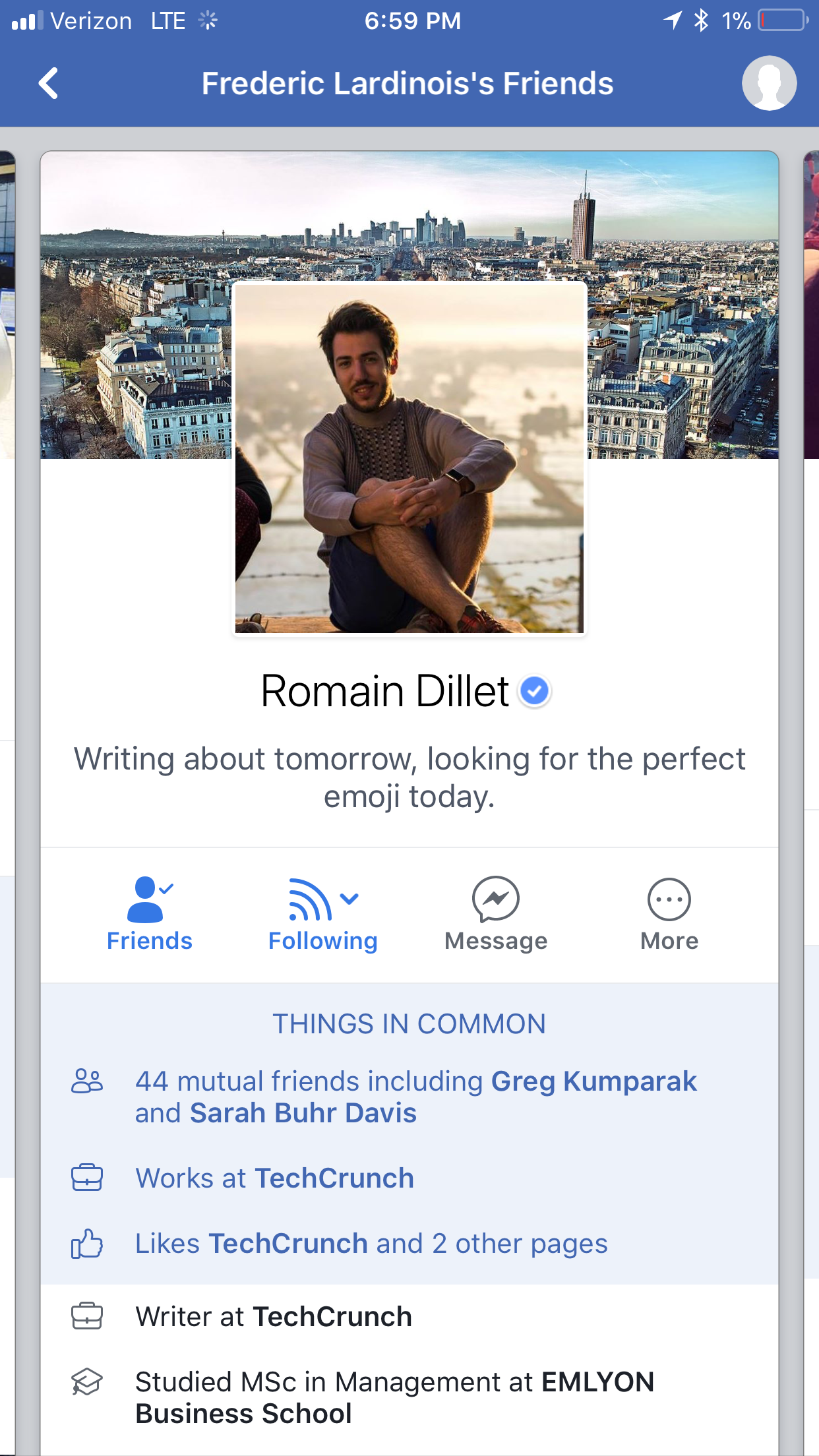 Facebook is testing features to help you make new friends