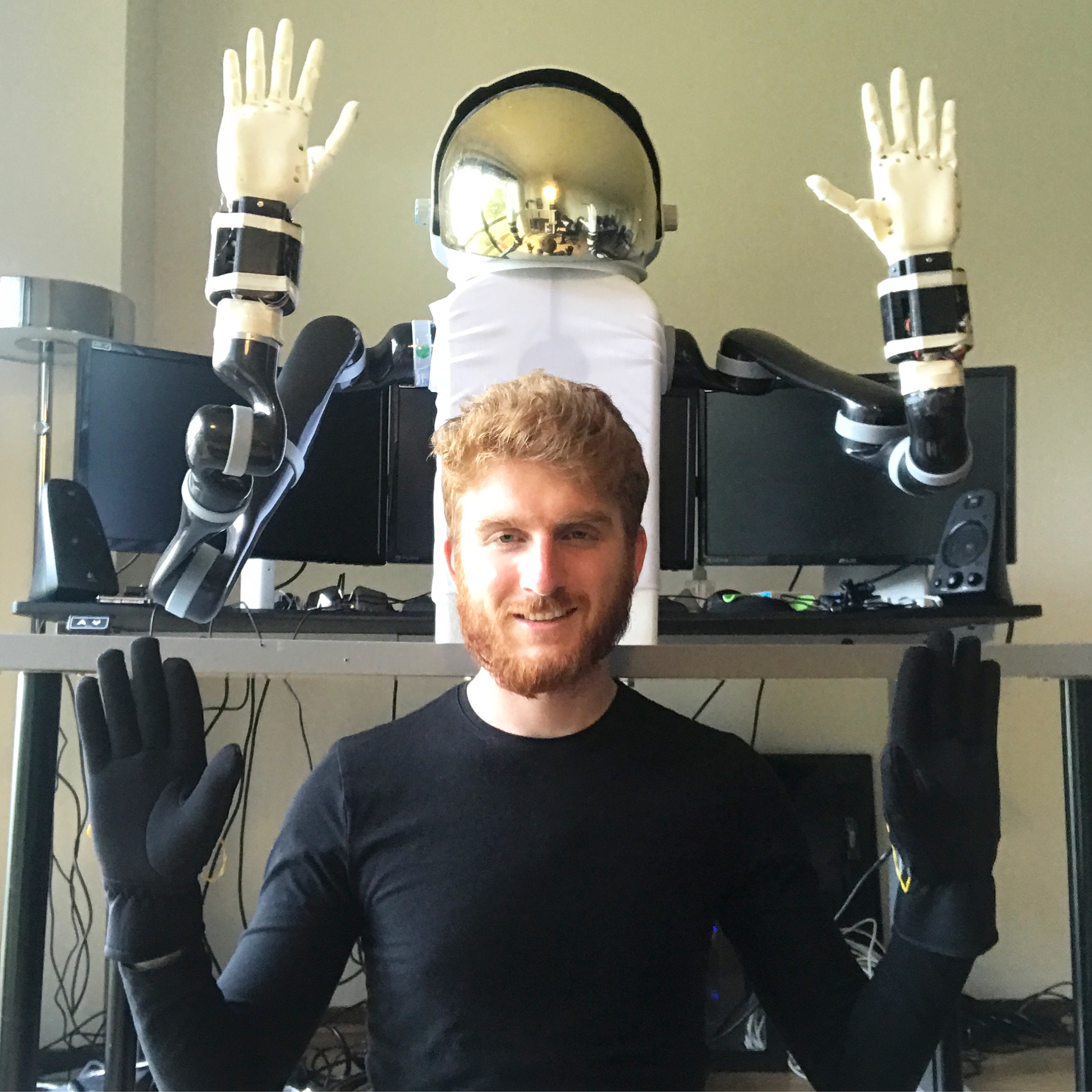 SpaceVR thinks VR-enabled robots are the future for colonizing space