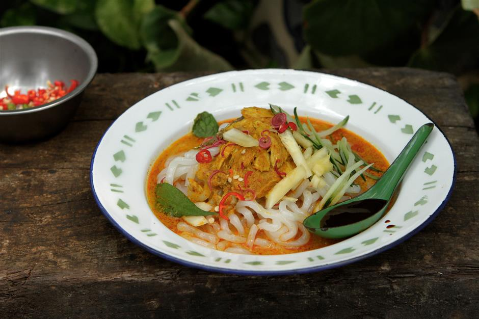 The many faces of Malaysia's laksa