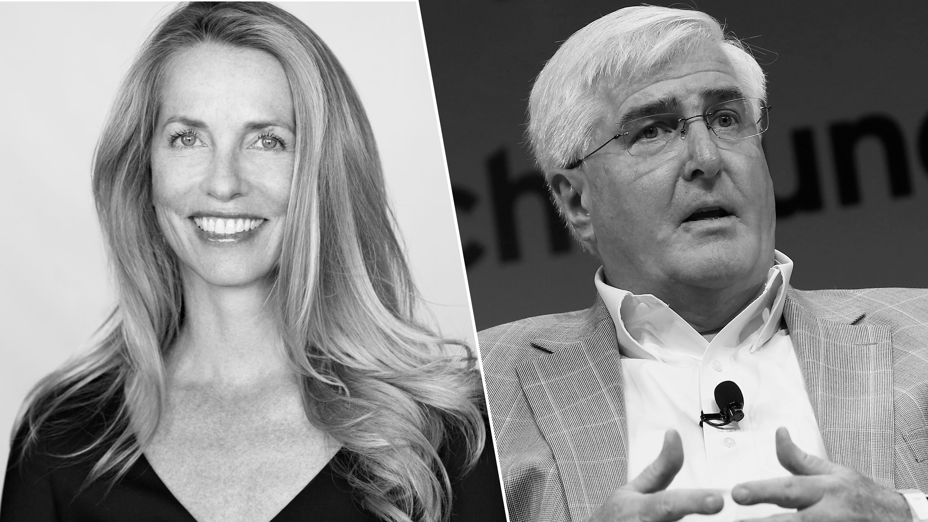 Laurene Powell Jobs and Ron Conway will talk about investing in America's youth at Disrupt SF