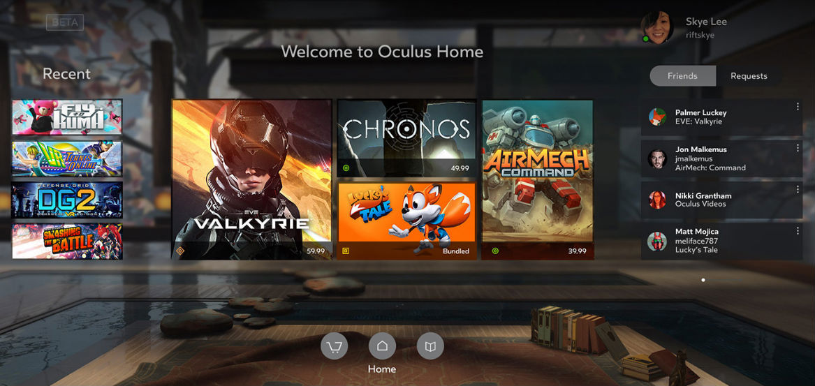 Oculus will start refunding users for bad VR content