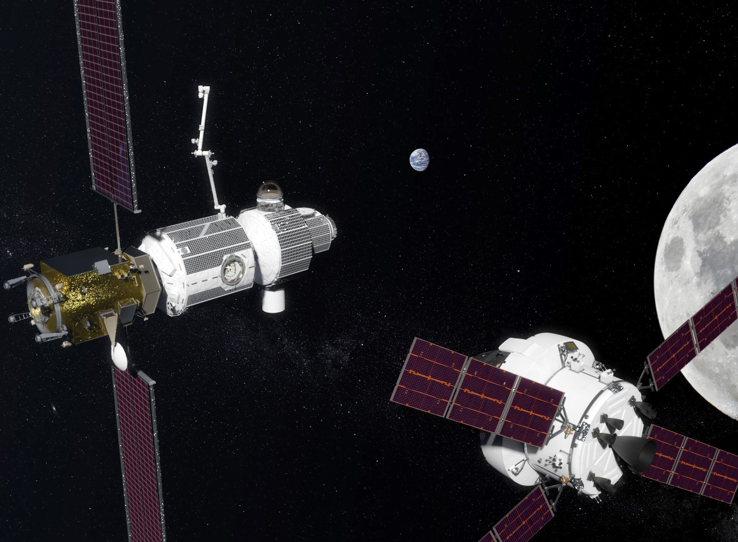 NASA and Russia agree to work together on Moon space station