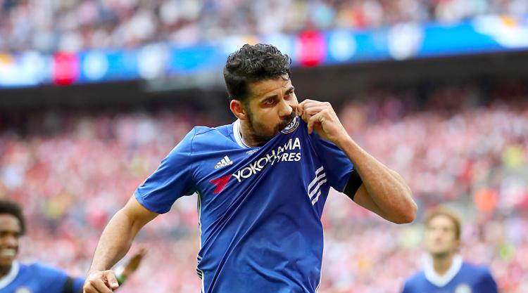 Atletico Madrid agree deal to sign Diego Costa from Chelsea