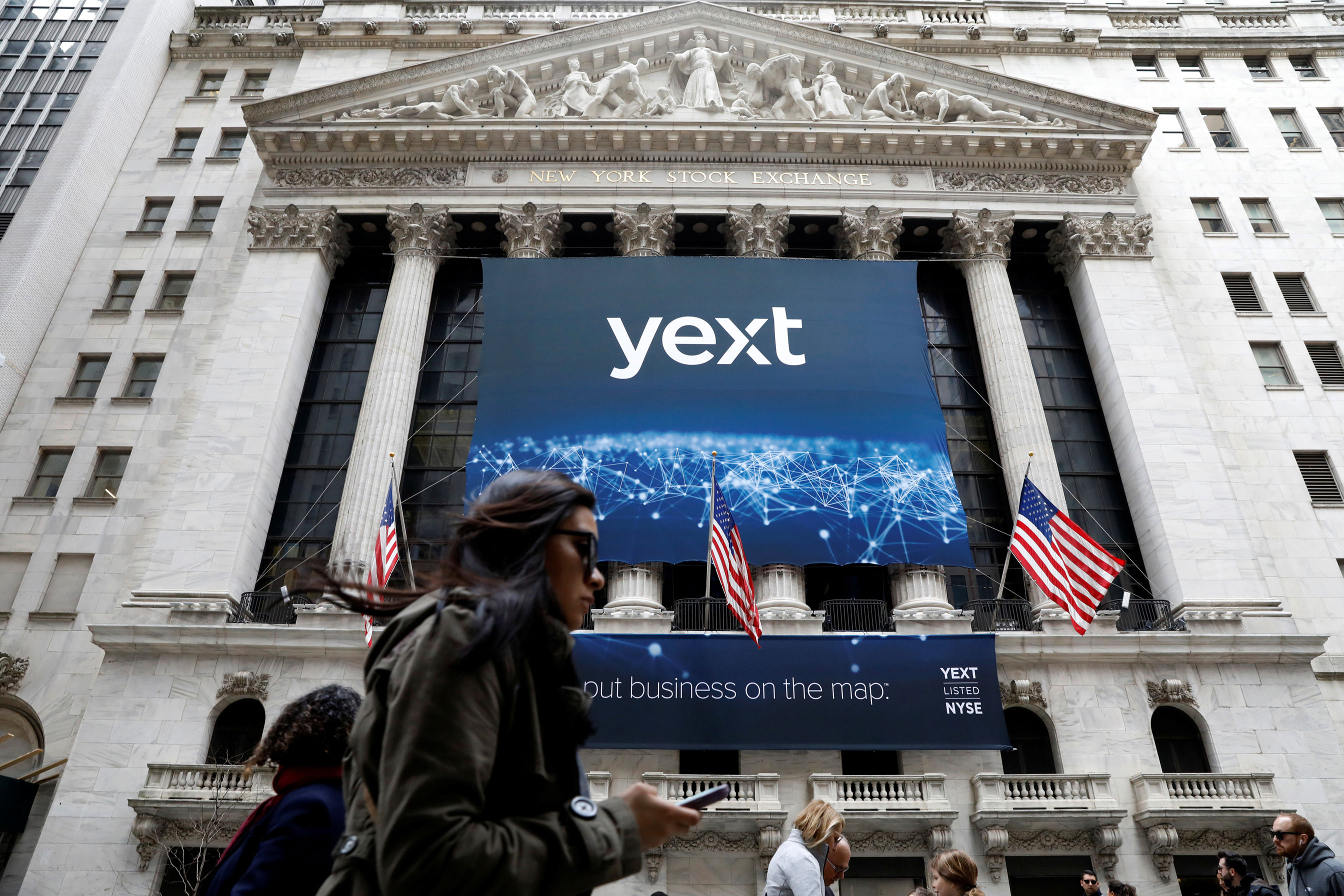 Yext touts 38% revenue growth as it adds retail locations to search
