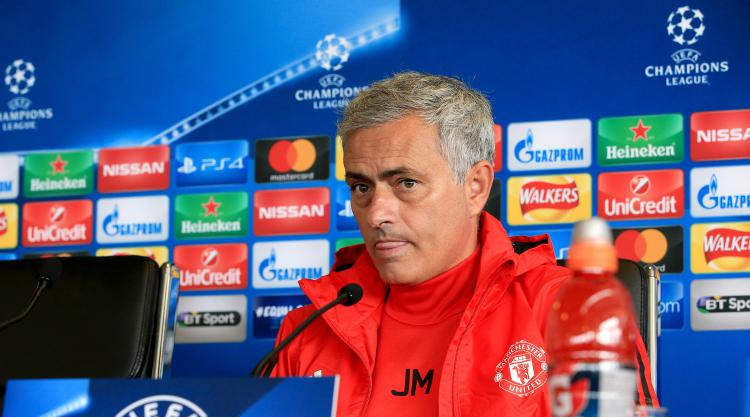 Jose Mourinho admits Manchester United still trail Europe's elite